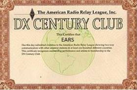 The Elmendorf Amateur Radio Society is the latest in a long history of ...